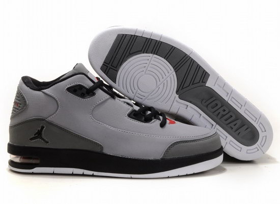 Air Jordan After Game Grey Black Portugal