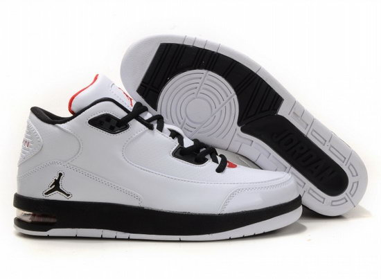 Air Jordan After Game White Black Red Outlet Store