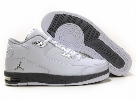 Air Jordan After Game White Grey Usa