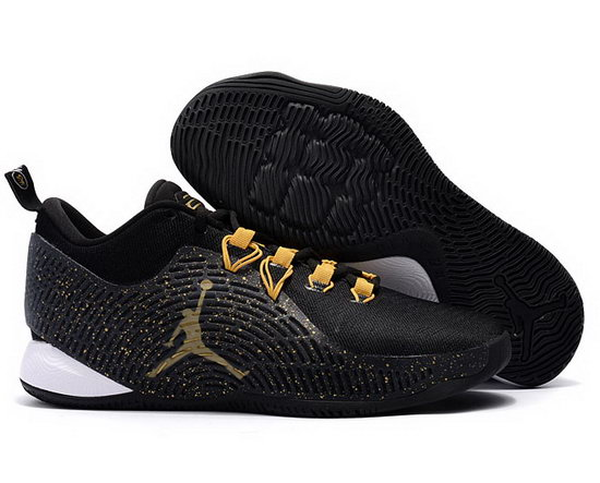 Air Jordan Cp3 X Black Gold Discount
