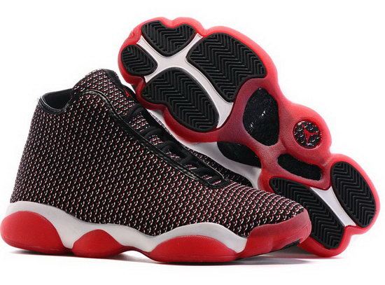 Air Jordan Horizon Black Red Czech