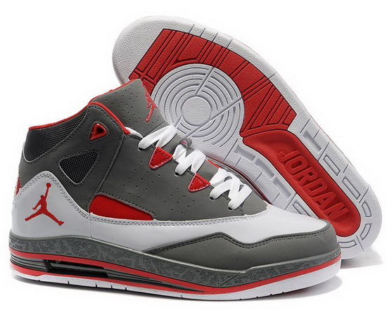 Air Jordan Jumpman H Grey Red Wholesale