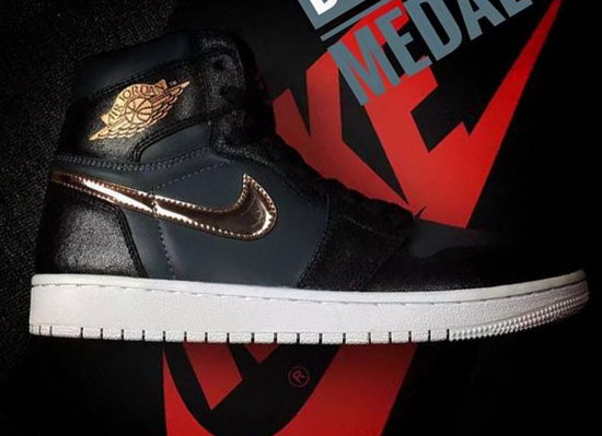 Air Jordan Retro 1 Black Copper Promo Code