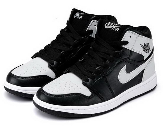 Air Jordan Retro 1 Black Grey Netherlands
