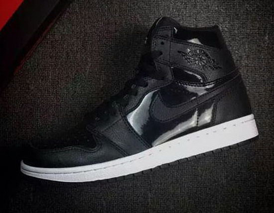 Air Jordan Retro 1 Black Paint Low Cost