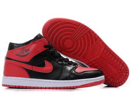 Air Jordan Retro 1 Black Red Discount Code