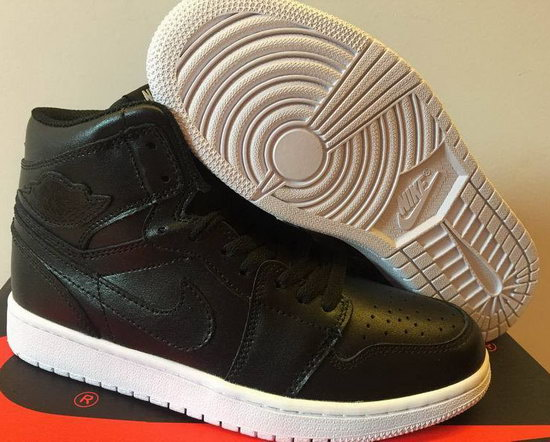 Air Jordan Retro 1 Black Factory Store