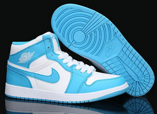Air Jordan Retro 1 Blue White On Sale