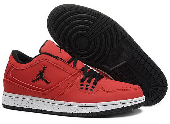 Air Jordan Retro 1 Low Red Black Coupon
