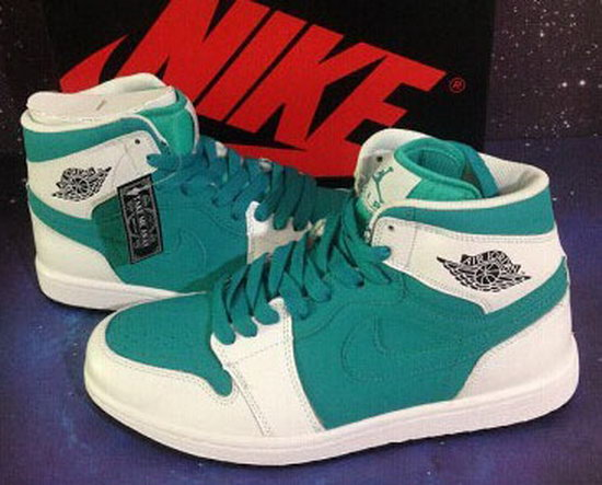 Air Jordan Retro 1 White Mint Green Denmark
