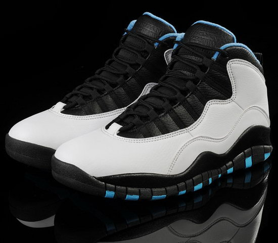 Air Jordan Retro 10 White Black Jade Discount Code