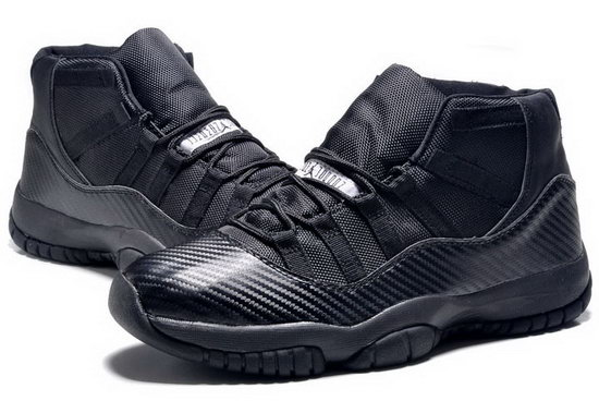 Air Jordan Retro 11 All Black Spain