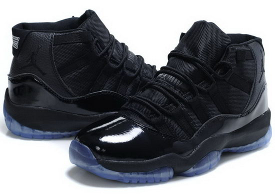 Air Jordan Retro 11 Black Closeout