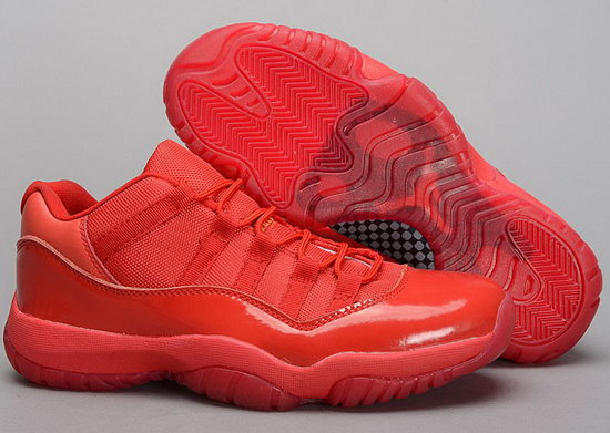 Air Jordan Retro 11 Low All Red Ireland