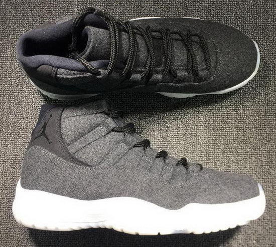 Air Jordan Retro 11 Wool Grey Greece