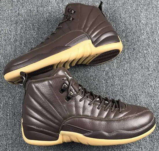 Air Jordan Retro 12 Chocolate Low Price
