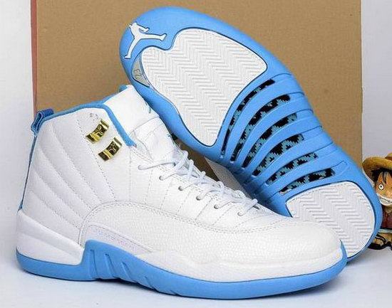 Air Jordan Retro 12 White Jade Japan