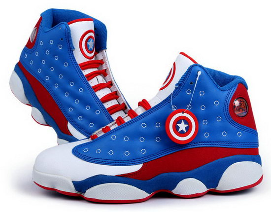Air Jordan Retro 13 Captain America Netherlands