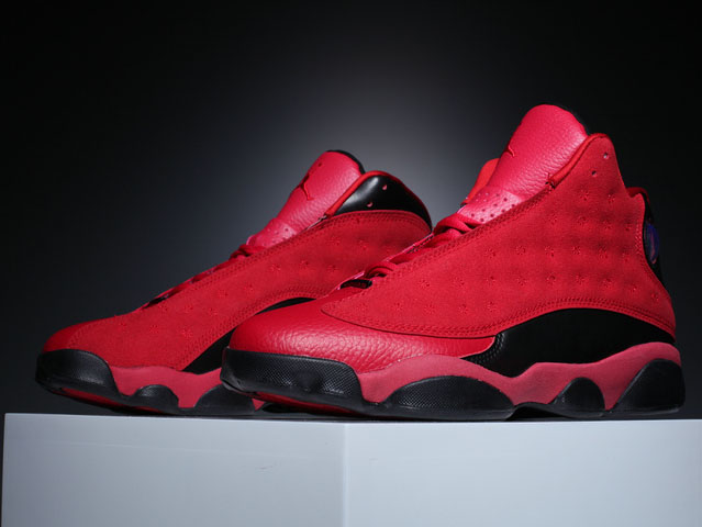Air Jordan Retro 13 Red Black Coupon