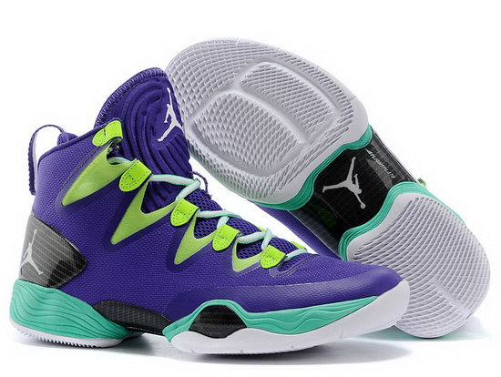 Air Jordan Retro 28 Purple Jade Sale