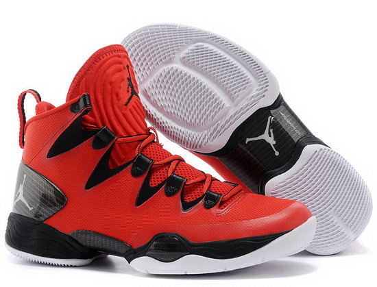 Air Jordan Retro 28 Red Black For Sale
