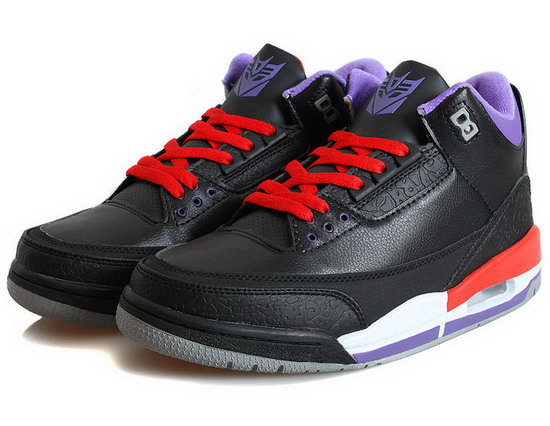 Air Jordan Retro 3 Transformers Low Price