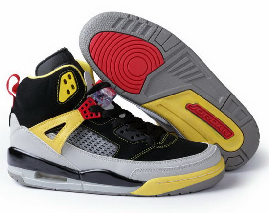 Air Jordan Retro 3.5 Black Grey Yellow Factory Store