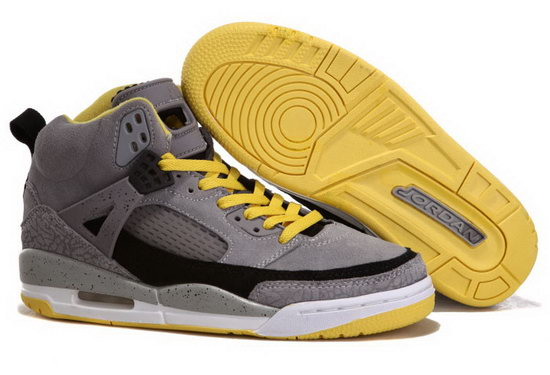 Air Jordan Retro 3.5 Grey Yellow Ireland