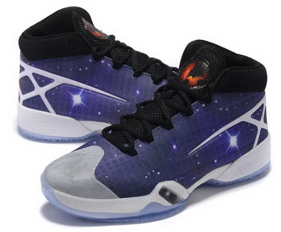 Air Jordan Retro 30 Purple Galaxy Factory Outlet