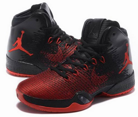 Air Jordan Retro 30.5 Red Black Sale