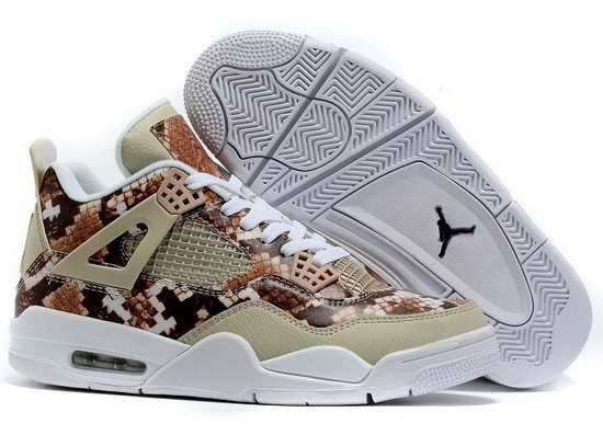 Air Jordan Retro 4 Sand Flower Netherlands