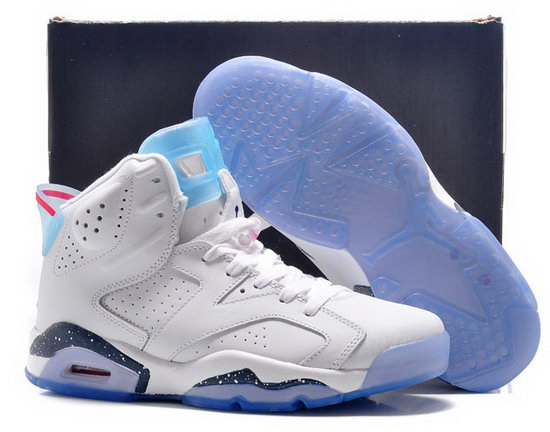 Air Jordan Retro 6 White Jade Ireland