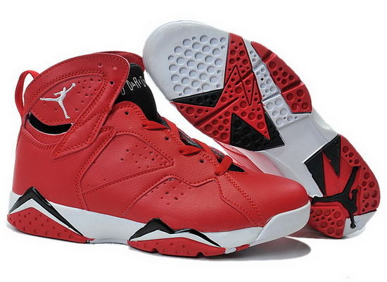 Air Jordan Retro 7 Red Black White Online Shop
