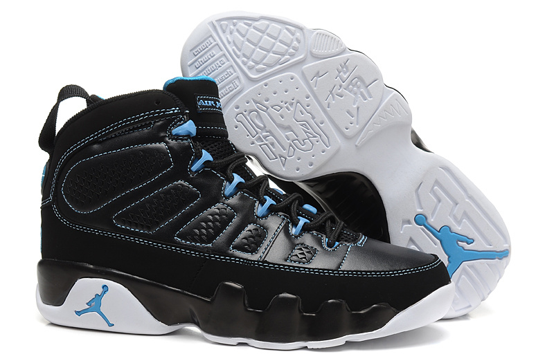 Air Jordan Retro 9 Black Jade Low Price