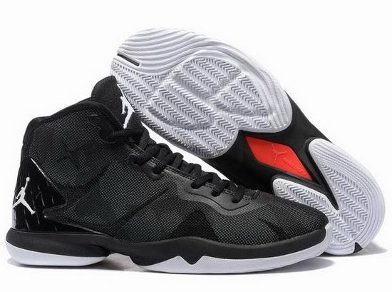 Air Jordan Super Fly Iv Black Closeout