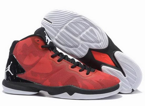 Air Jordan Super Fly Iv Red Cheap