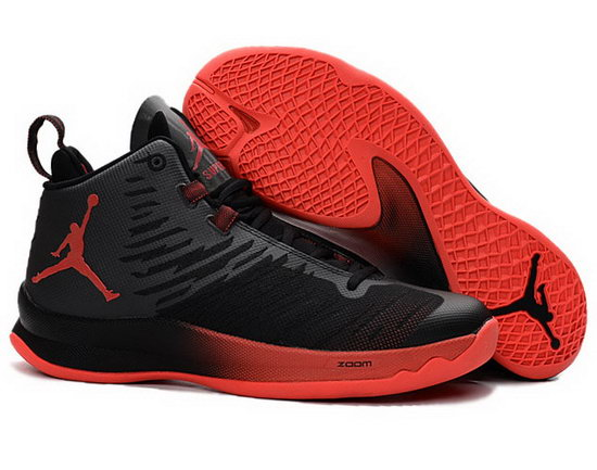 Air Jordan Super Fly V Black Orange Discount Code