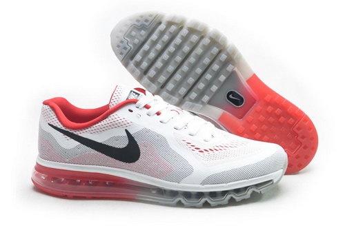 Air Max 2014 White Black Red Low Cost