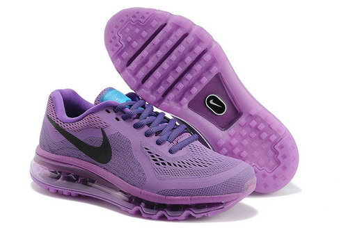 Air Max 2014 Womens Shoes Purple Outlet