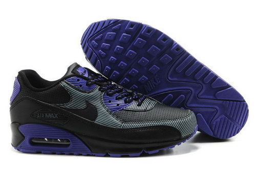 Air Max 90 Black Blue France