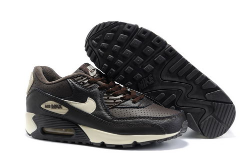 Air Max 90 Womens Black Cream Canada