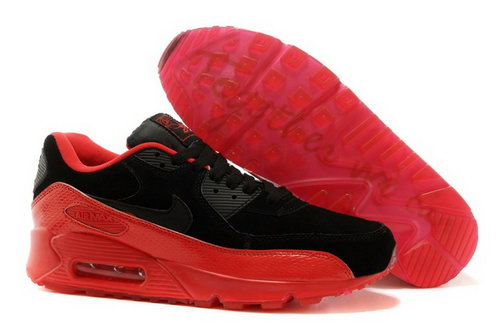 Jessie J Nike Air Max 90 Mens Shoes Essential Chinese Red Black Special Factory Outlet