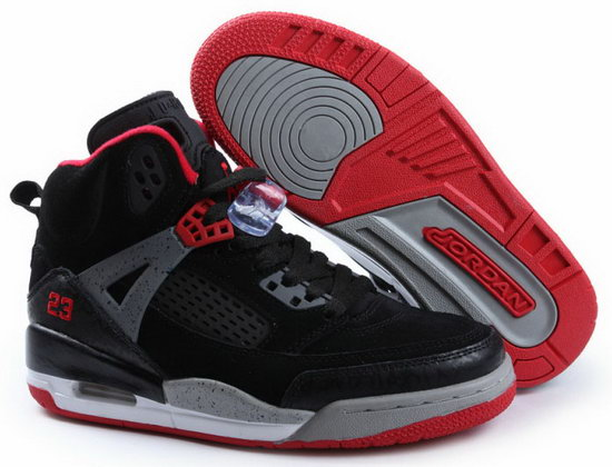Mens & Womens (unisex) Air Jordan Retro 3.5 Black Red Discount