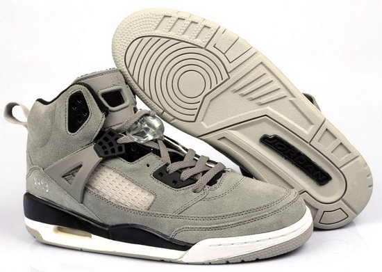 Mens & Womens (unisex) Air Jordan Retro 3.5 Grey Black Denmark
