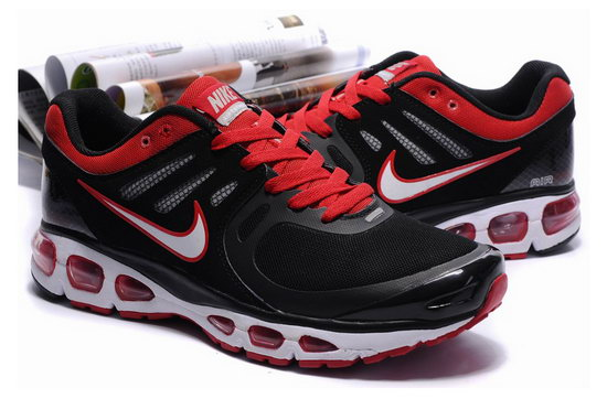 Mens & Womens (unisex) Nike Air Max 2010 Black White Red Hong Kong