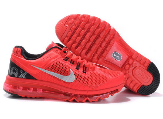 Mens & Womens (unisex) Nike Air Max 2013 Red Australia