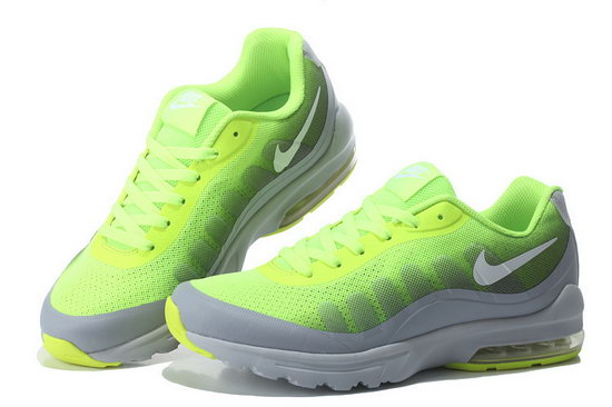 Mens & Womens (unisex) Nike Air Max 95 Invigor Print Grey Fluorescent Green 36-45 Inexpensive