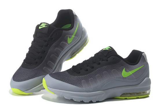Mens & Womens (unisex) Nike Air Max 95 Invigor Print Grey Green 36-45 New Zealand