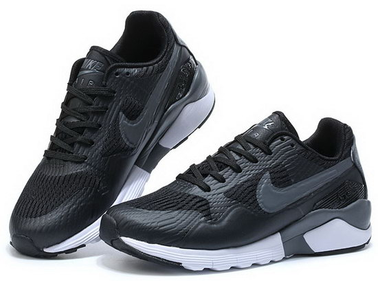 Mens & Womens (unisex) Nike Air Pegasus 92 Black Grey 36-44 Outlet Store