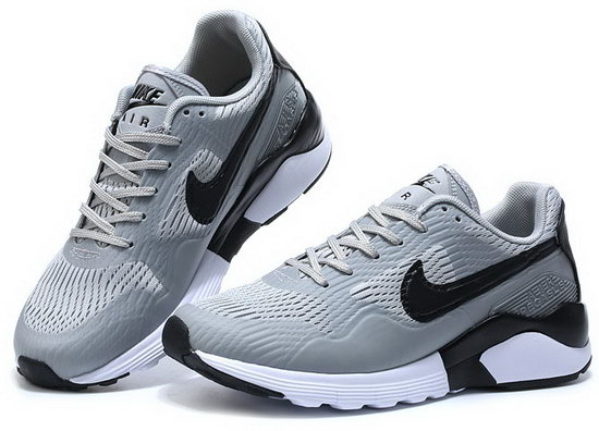 Mens & Womens (unisex) Nike Air Pegasus 92 Grey Black 36-44 Usa